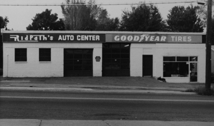 Ridpath's Auto Center History